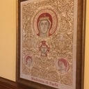 Jesus, Mary, & Joseph: Art at St. Edward's  photo album thumbnail 10